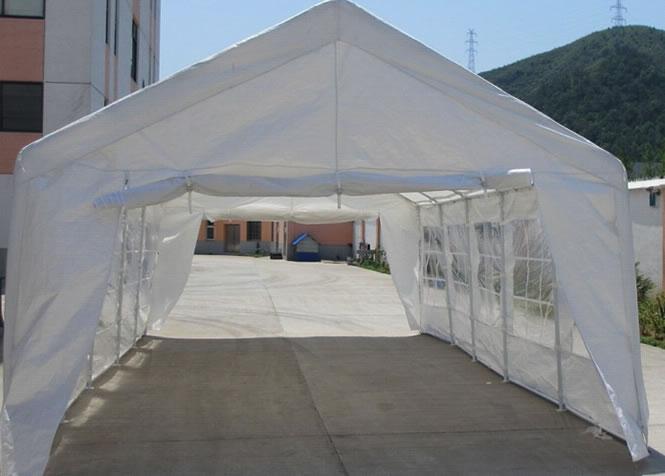 Kiosk bing for Estructuras para toldos